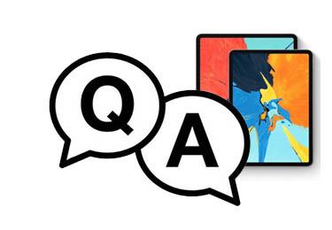 Q&A - iPads