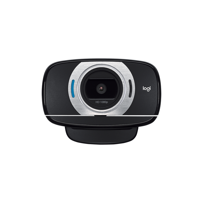 Logitech C615 HD Webcam Black 1080P