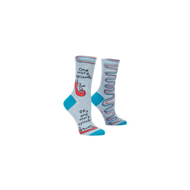 Blue Q - One More Episode Socks