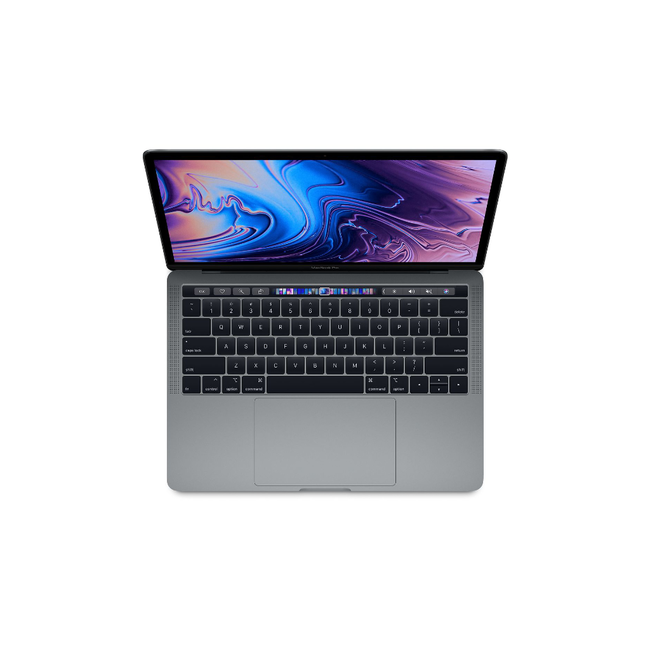 "MacBook Pro 13"" - 2.3GHz - 8GB - 512GB - Space Gray (Mid-2018) - w/Applecare + REFURBISHED - FINAL SALE"