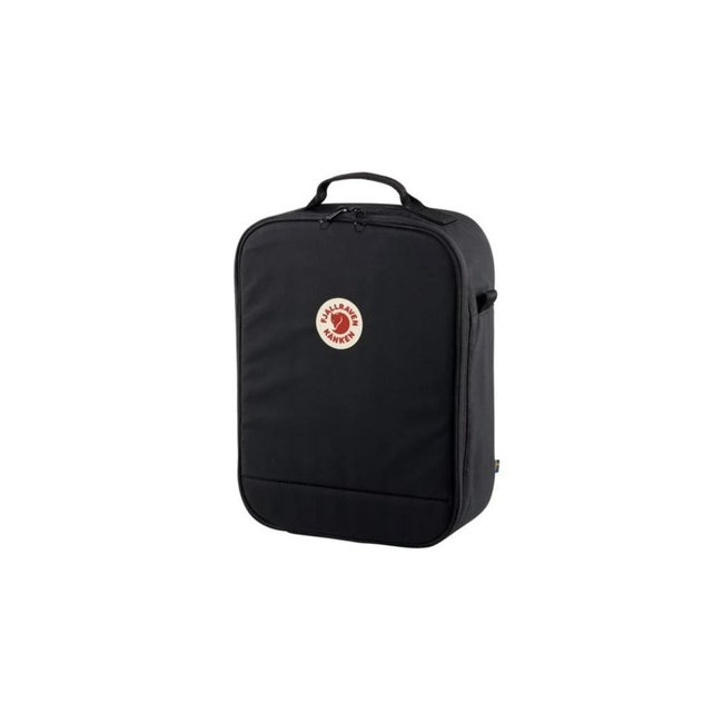 Kanken Photo Insert Backpack Black