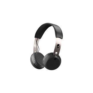 Skullcandy - grind Skullcandy Grind Headphones Black/Chrome