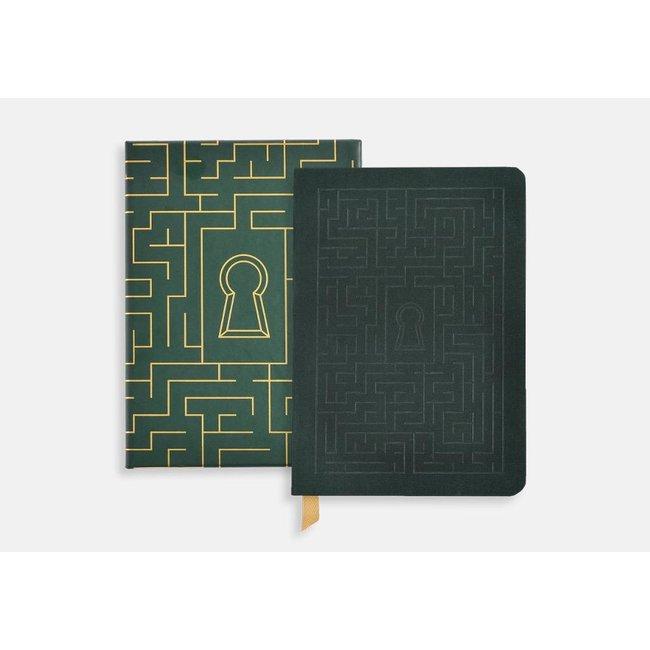 BaronFig Lock & Key Hardcover Notebook