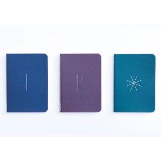 BaronFig River-Path-Grass Apprentice Notebooks