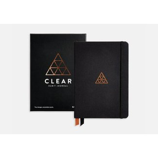 BaronFig Clear Habit Journal