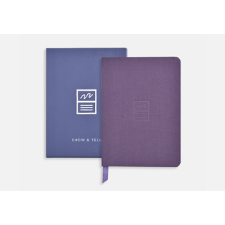 BaronFig Show & Tell Notebook