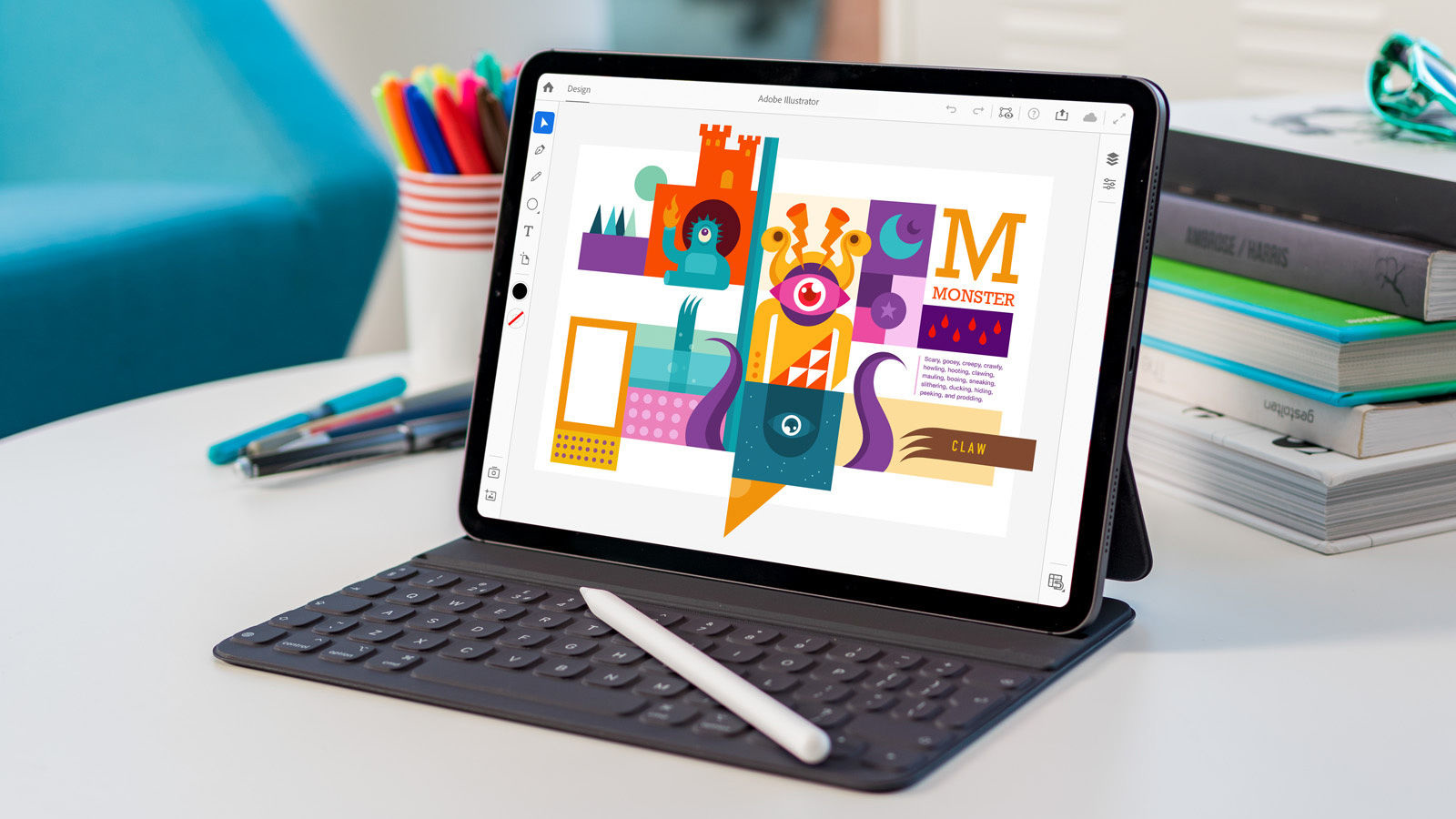 Adobe Illustrator for the iPad