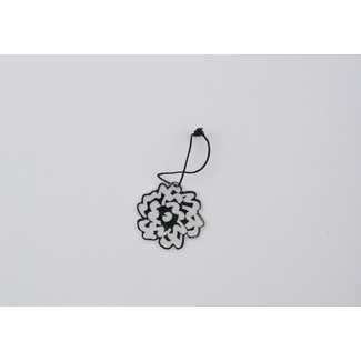 SVA Flower Mirror Ornament