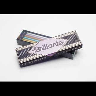 Brillante Pencils Box Set by Louise Fili