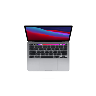 "MacBook Pro 13"" - M1 8-Core - 8GB - 256GB - Space Gray (Late-2020)"