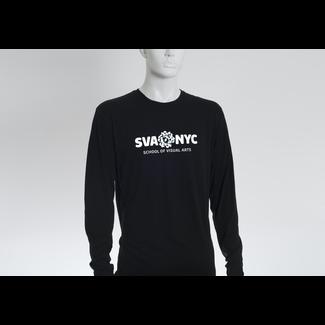 SVA Logo Long Sleeve T-Shirt