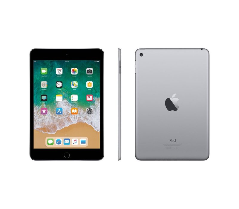 iPad Mini 4 - Wi-Fi - 128 GB - Space Gray