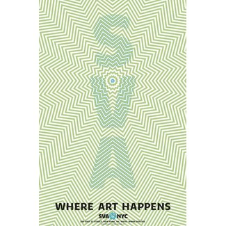 Mirko Ilic - Where Art Happens (Green)