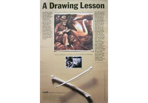 Milton Glaser - A Drawing Lesson