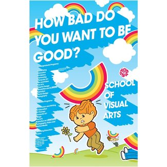 Paul Sahre - How Bad Do You Want To Be Good?