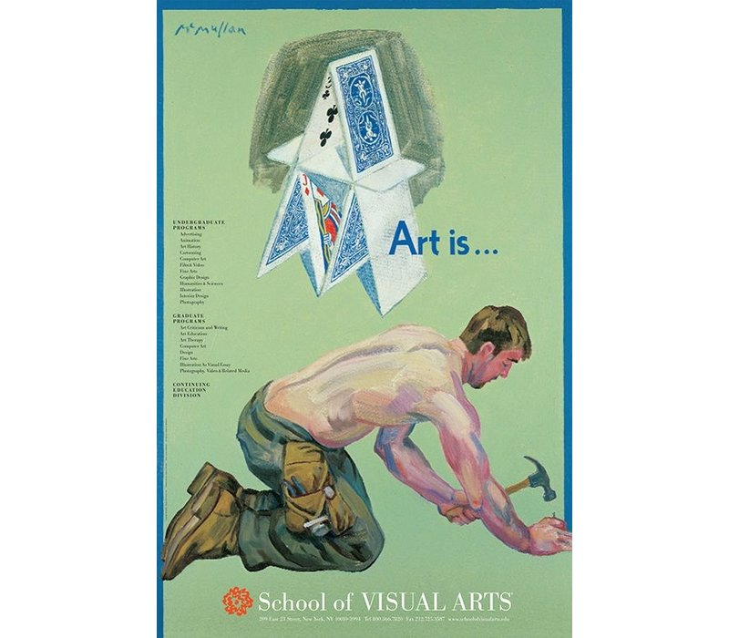 James McMullan - Art Is…