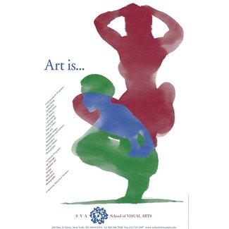 Milton Glaser - Art Is…