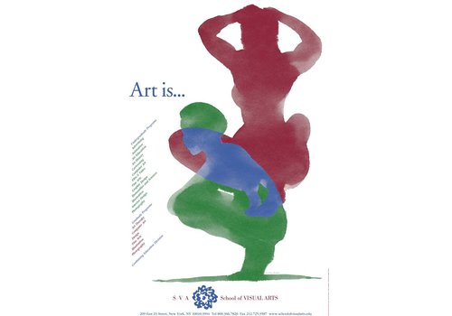 Milton Glaser - Art Is…