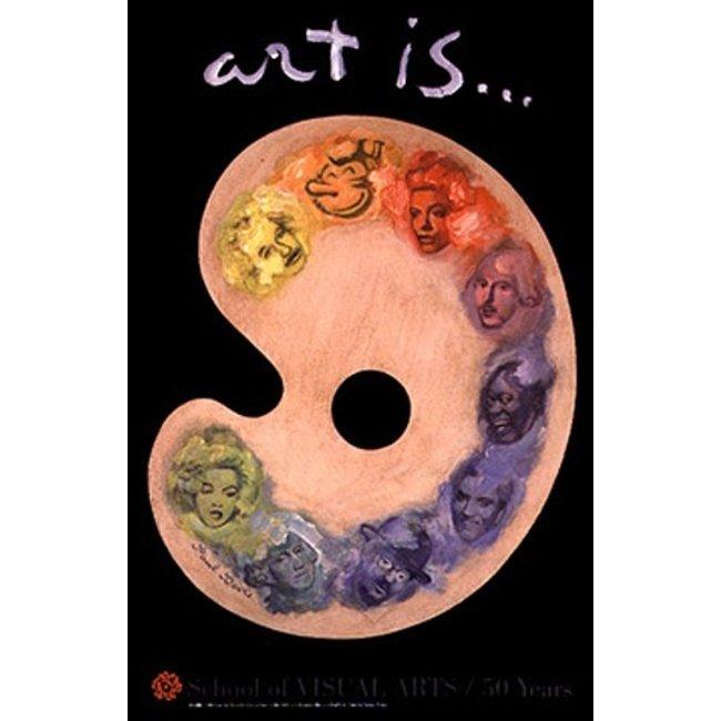 Paul Davis - Art Is…