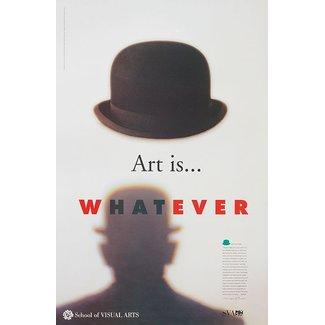 Milton Glaser - Art Is… Whatever