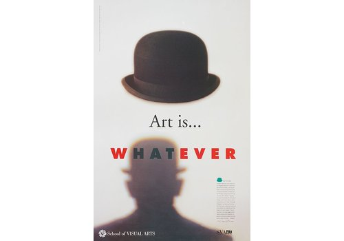 Milton Glaser - Art Is… Whatever