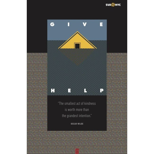 Milton Glaser - Give Help