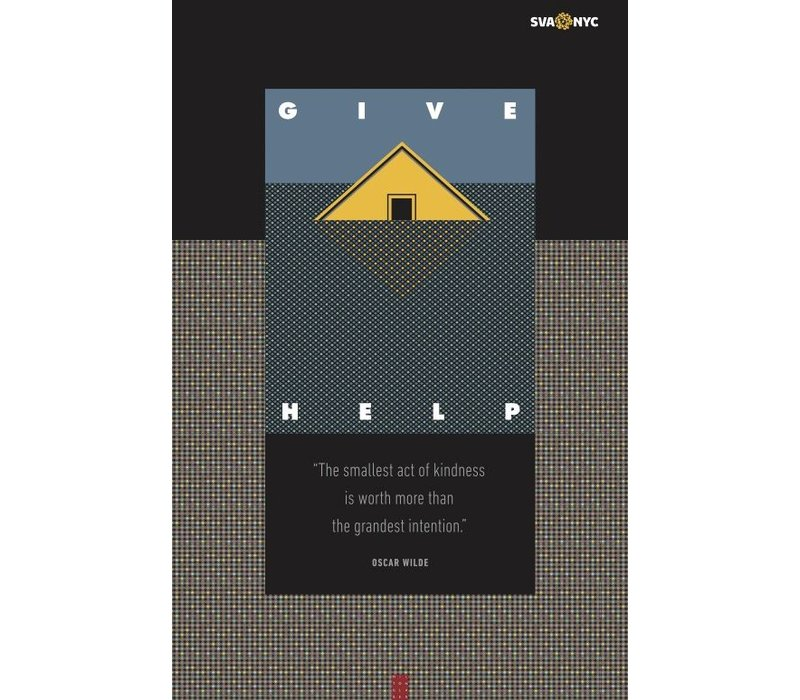 Milton Glaser - Give Help