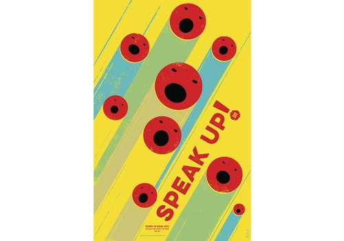 Edel Rodriguez - Speak Up!