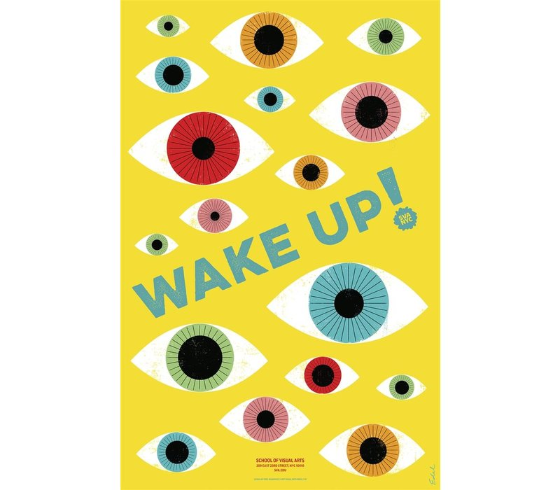 Edel Rodriguez - Wake Up!