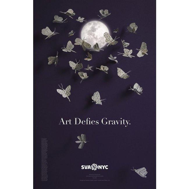 Stephen Doyle - Art Defies Gravity