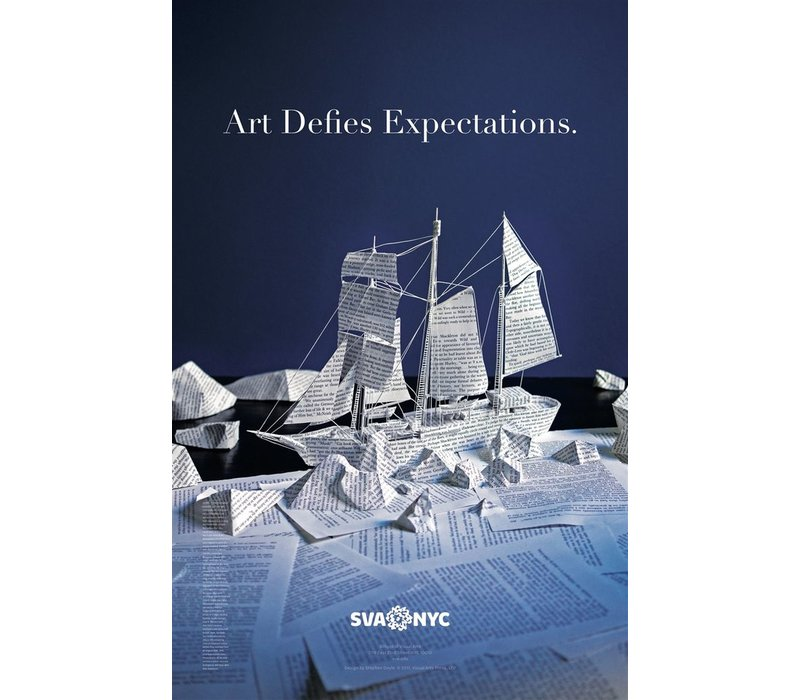 Stephen Doyle - Art Defies Expectations