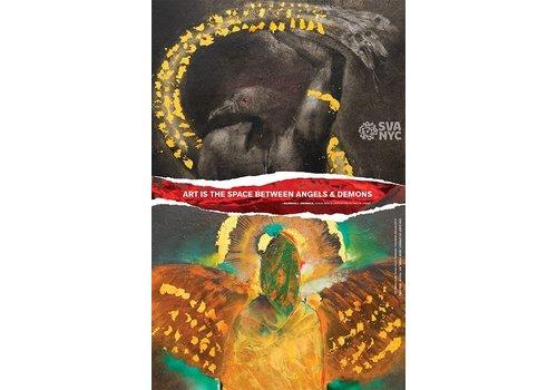 Marshall Arisman - Angels & Demons (2)