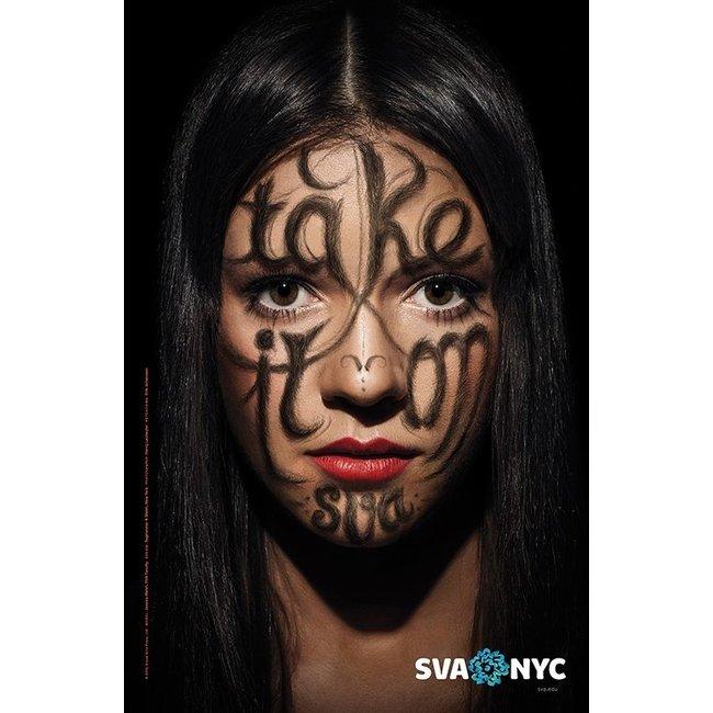 Stefan Sagmeister - Take It On (Hair)