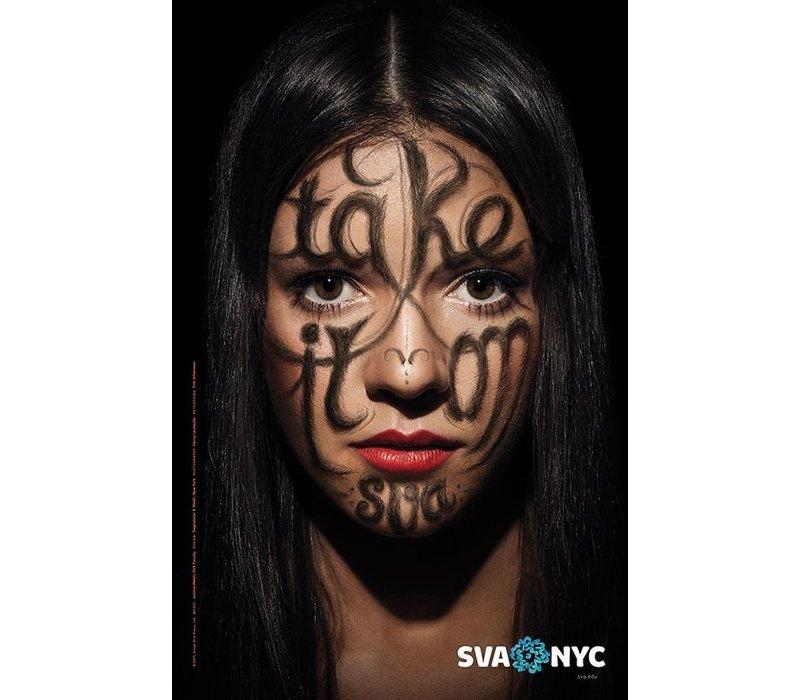 Stefen Sagmeister - Take It On (Hair)