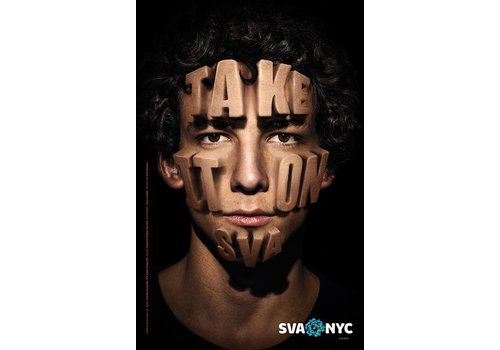 Stefan Sagmeister - Take It On (Skin)
