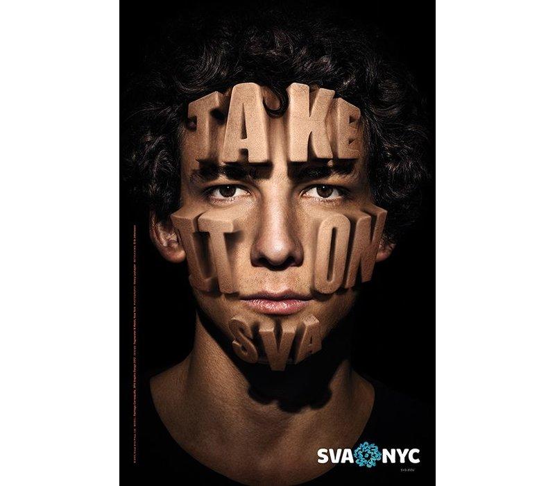 Stefen Sagmeister - Take It On (Skin)