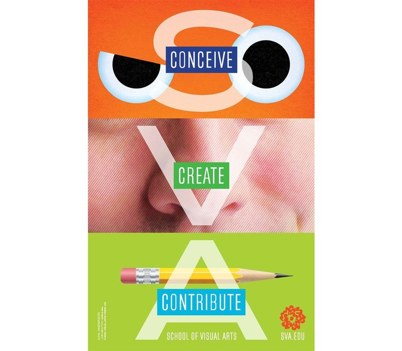 Gail Anderson - Conceive, Create, Contribute