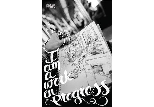 Clay McBride - I Am A Work In Process (Sketch)