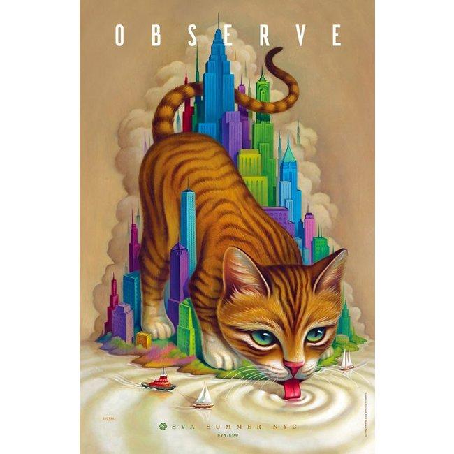 Chris Buzelli - Observe