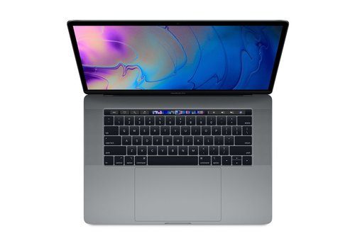 "MacBook Pro 15"" - 2.6GHz - 16GB - 512GB - Space Gray"
