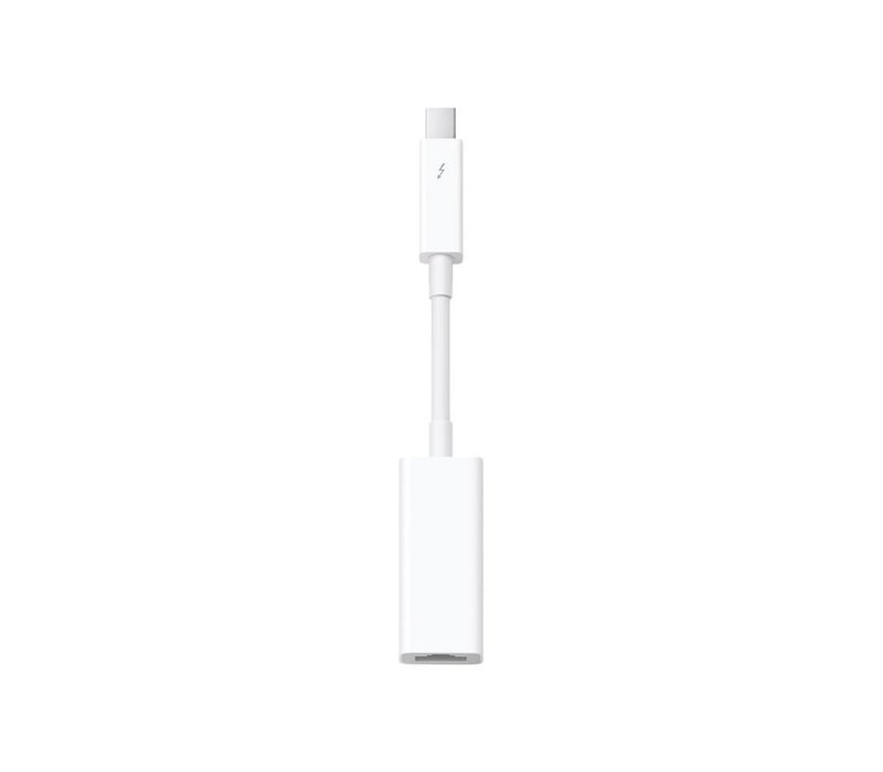 Apple Thunderbolt to Ethernet Adapter