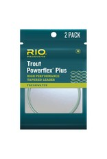 Rio Rio Trout Powerflex Plus Leaders 2Pack