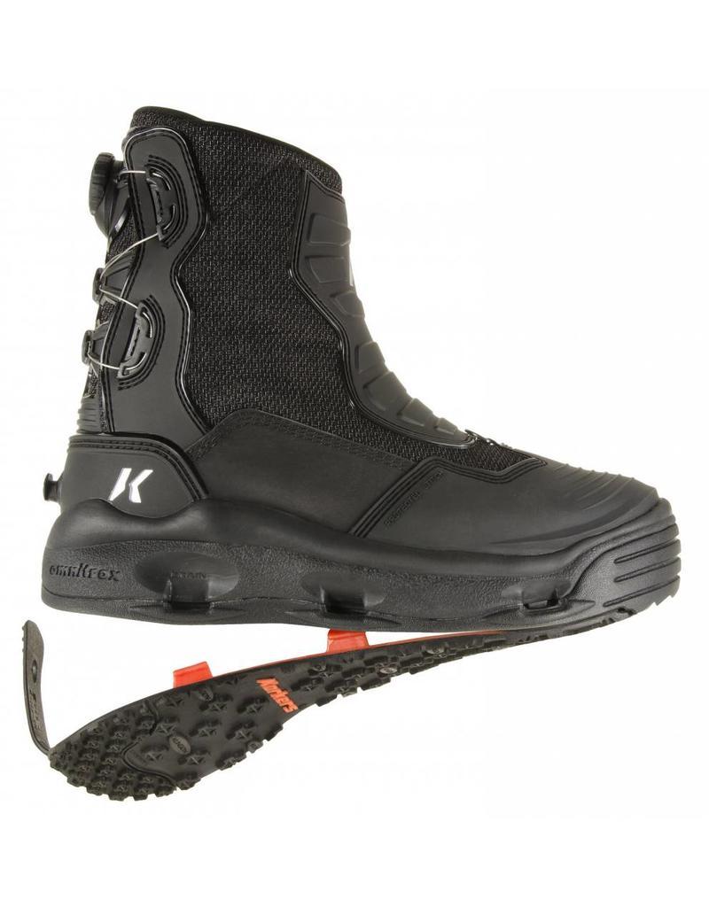 korkers Korkers Hatchback Boots  Kling-On & Plain Felt Soles