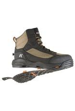 korkers Korkers Greenback Boots, Kling-On & Plain Felt Soles
