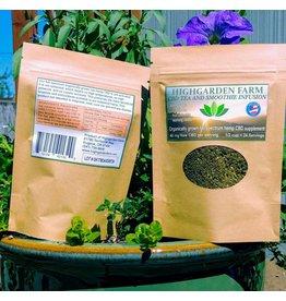 Highgarden Farm Hemp Tea & Smoothie Infusion