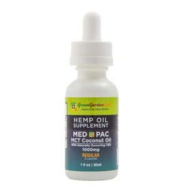 Green Garden Gold 1oz Med Pac Tincture