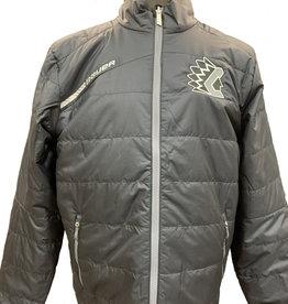 Black Bauer Bubble Jacket - XL