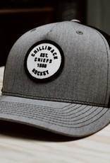 Richardson Grey Trucker Hat