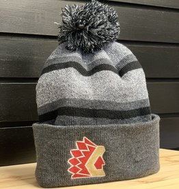 AJM Pom Pom Toque Chiefs Head MR
