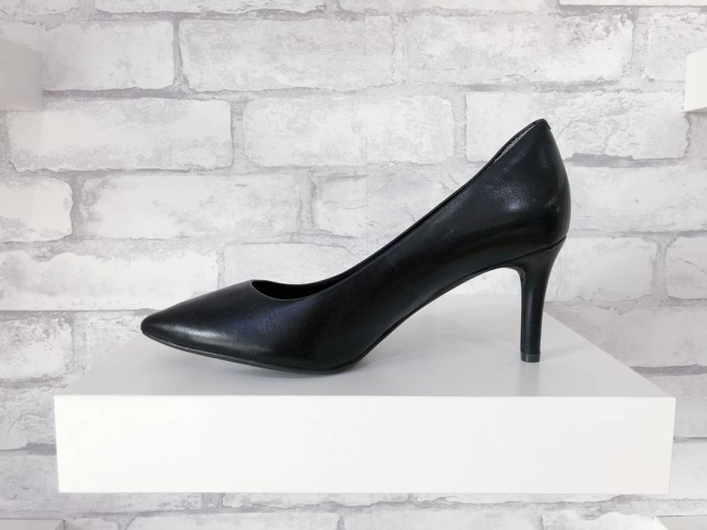 Rockport Total Motion Pointed Toe Pump Black